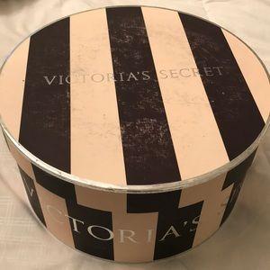 Victoria's Secret hat box!